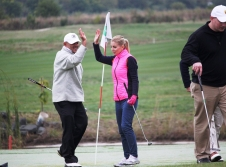 Stableford golf competition