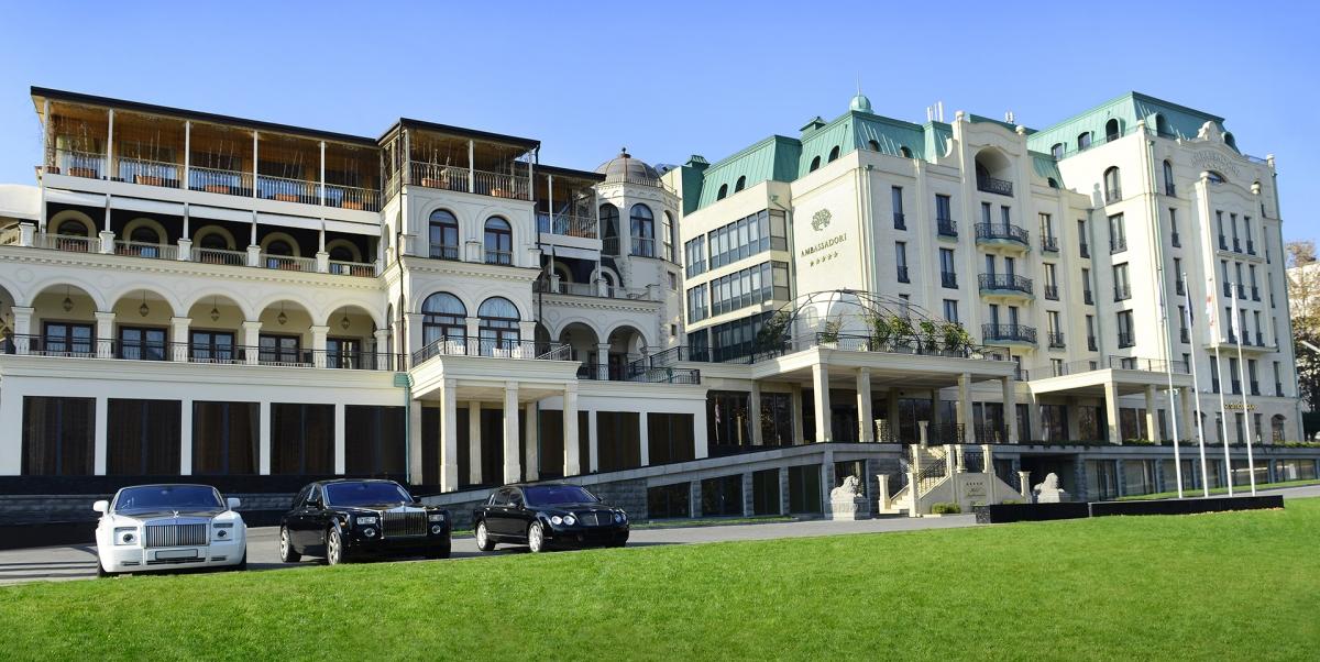 Home  Hotel Ambassadori